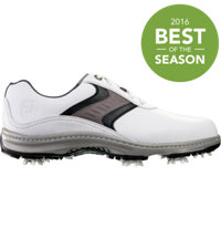 Men's Contour Series Golf Shoes - White/Grey/Black (FJ# 54148)