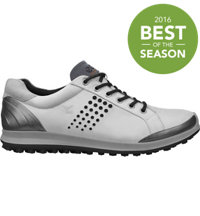Men's Biom Hybrid 2 Spikeless Golf Shoes - White/Black
