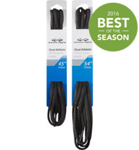 Oval Athletic Shoe Laces