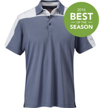 Men's CB Tech Short Sleeve Polo