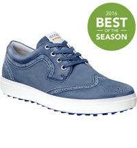 Men's Casual Hybrid Wingtip Golf Shoes - True Navy