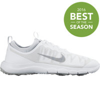 Women's FI Bermuda Golf Shoes - White/Wolf Gray