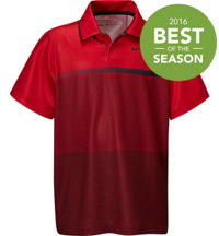 Boy's TW Mobility Print Short Sleeve Polo