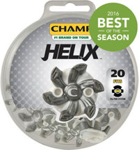 Helix Golf Spikes - PINS - (20 Pack)