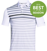 Men's coldblack Victory Lap Short Sleeve Polo