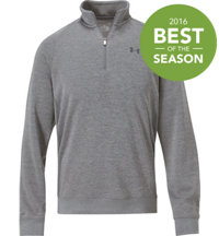Men's Storm Quarter-Zip Sweater Fleece
