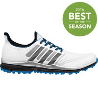 Men's ClimaCool Golf Shoes - White/Silver/Blue