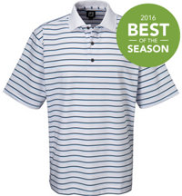 Men's ProDry Performance Lisle Short Sleeve Polo