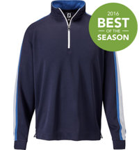 Men's Jupiter Flatback Half-Zip Long Sleeve Top
