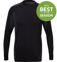 Men's Seamless Thermal Base Long Sleeve T-Shirt