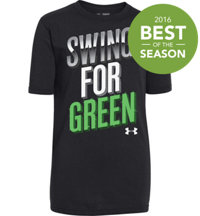 Boy's Swing for Green Short Sleeve Top