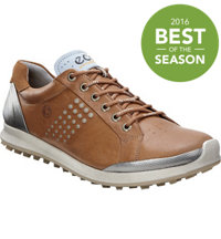 Men's BIOM Hybrid 2 Spikeless Golf Shoes - Camel/Oyster