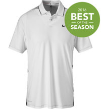 Men's TW Velocity Glow Short Sleeve Polo