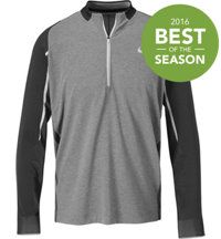 Men's Engineered Half-Zip Pullover