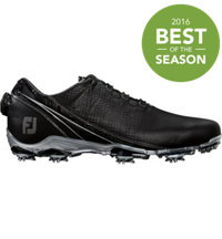 Men's D.N.A BOA Spiked Golf Shoes - Black (FJ# 53393)