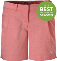 Women's Oxford Shorts