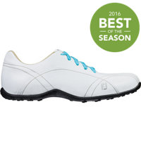 Women's Casual Collection Spikeless Golf Shoes - White (FJ# 97700)