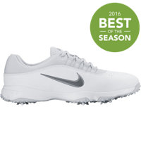 Men's Air Rival 4 Spiked Golf Shoes  - White/Met Cool Grey/ Pure Platinum