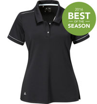 Women's Venting Short Sleeve Polo
