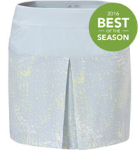 Women's Printed Pull-on Skort