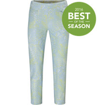 Women's Printed Pull-On Pants