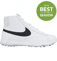 Women's Blazer Spiked Golf Shoes - White/Black