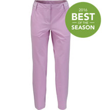 Women's Stripe Stretch Ankle Pants