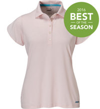 Women's Powercool Short Sleeve Polo