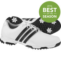 Men's Pure TRX Spiked Golf Shoes - Ftwr White/Core Black/Ftwr White