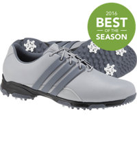 Men's Pure TRX Spiked Golf Shoes - Light Onix/Onix/Black
