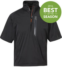 Men's Impermalite Short Sleeve Rain Jacket