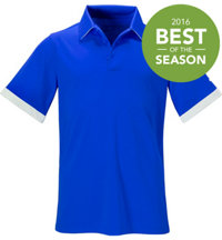 Boy's Nike Icon Short Sleeve Polo