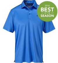 Men's Coldblack Address Short Sleeve Polo