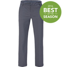 Men's Plaid Tech Pant
