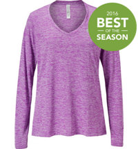 Women's Twist Tech Long Sleeve Shirt