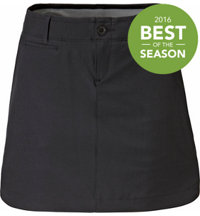 Women's Links Woven Skort