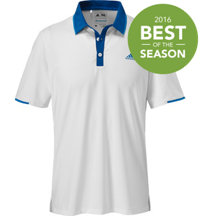 Men's climacool Branded Short Sleeve Polo
