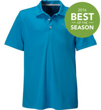 Boy's Pounce Short Sleeve Polo