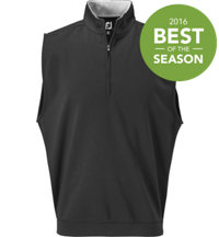 Men's Performance Half-Zip Vest