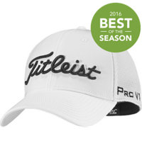 Men's Titleist Fitted Sports Mesh Cap