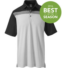 Men's Birdseye Short Sleeve Polo