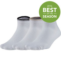 Women's FJ Comfortsof Sportlet 3 Pack Socks