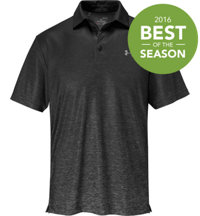 Men's Playoff Abe Twist Short Sleeve Polo