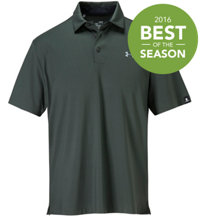 Men's Playoff Wounded Warrior Solid Polo