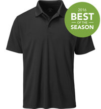 Men's Essential Solid Short Sleeve Polo