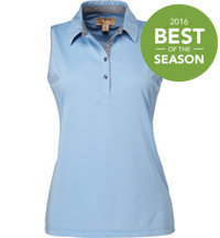 Women's Britney Sleeveless Polo
