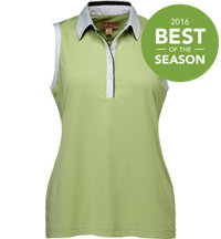 Women's Felise Sleeveless Polo