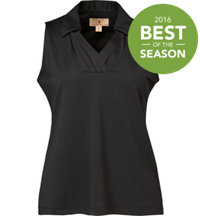 Women's Shelley Sleeveless Polo