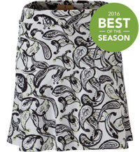 Women's Lani Printed Knit Skort