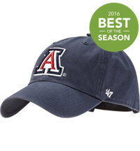 Men's 47' NCAA University of Arizona Cap